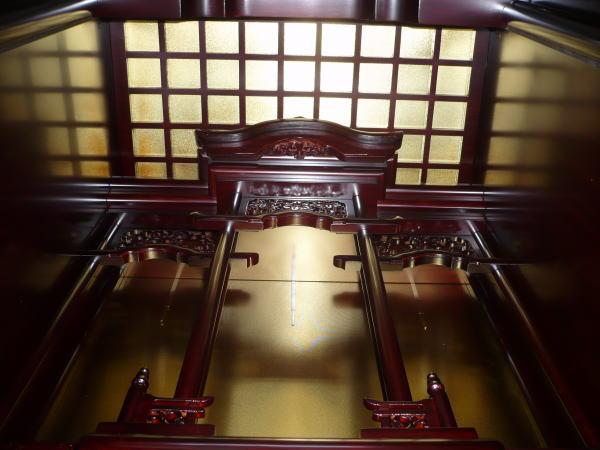 唐木仏壇蒼海