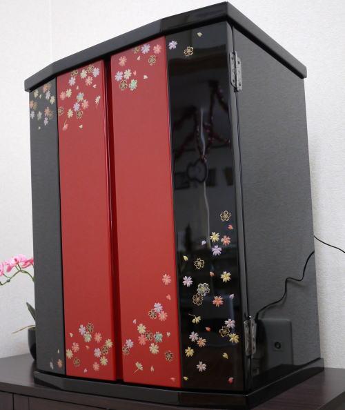 モダン仏壇/花