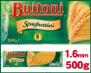 ブイトーニ(Buitoni)パスタロング1.6mm500g