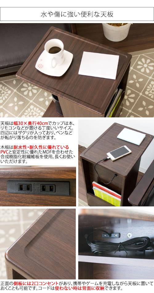コの字型テーブル