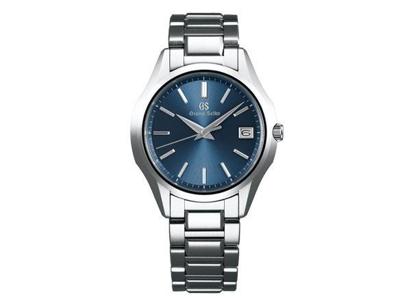 sneakers for cheap e93b5 19012 Grand SEIKO 9S quartz watch men blue SBGV235