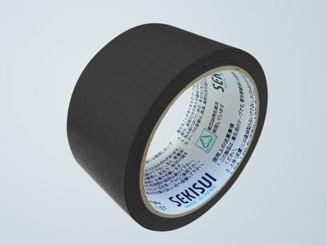 (黒・つや消し)フィットライトテープ No.738 50mm巾×25m巻