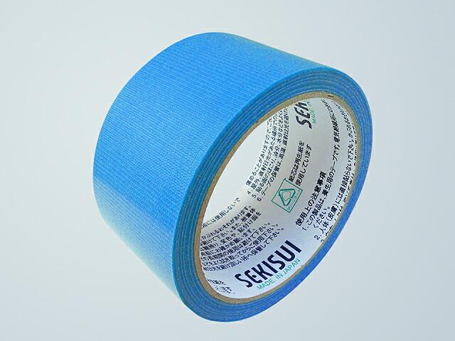 (ブルー)フィットライトテープ No.738 50mm巾×25m巻(養生テープ)