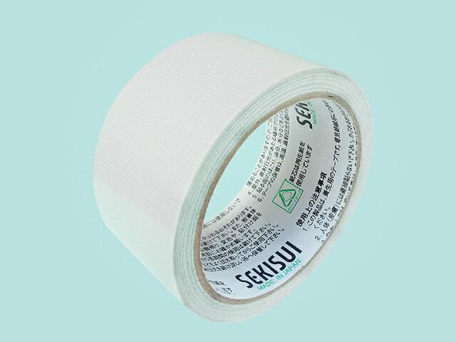 (半透明・ナチュラル)フィットライトテープ No.738 50mm巾×25m巻(養生テープ)