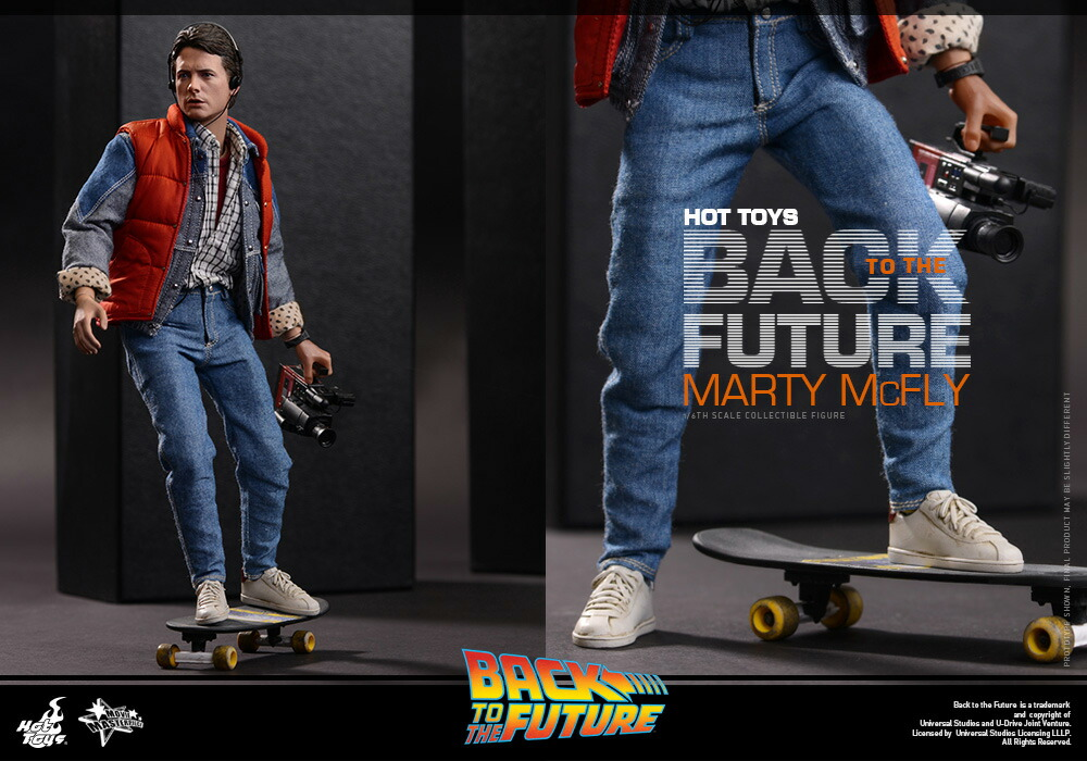 Back To The Future 1 Shoes