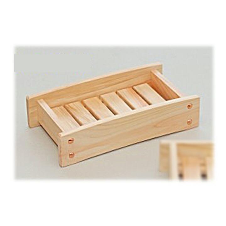 木製シャンプー台