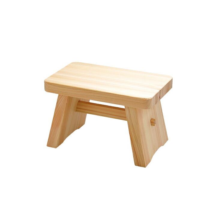ひのき風呂椅子(大)