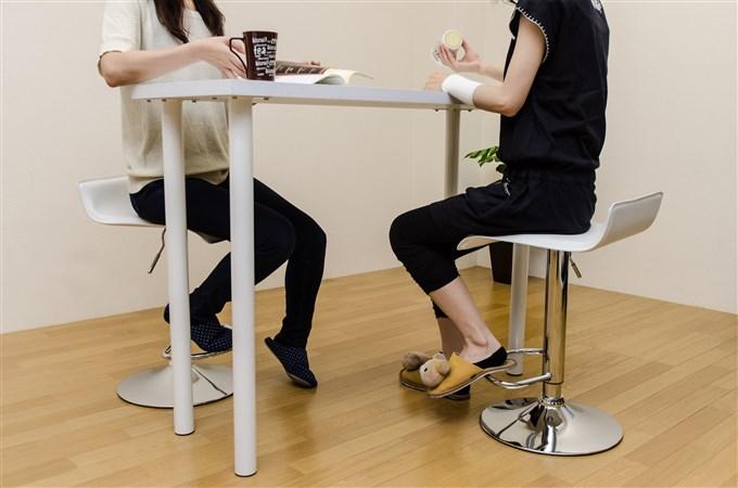 フリーバーテーブル 120×45 TY-H1245