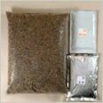 大山おにさび砂舗装DIYセット(20kg、接着剤付)2袋セット