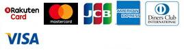 クレジット決済・代金引換・銀行振込