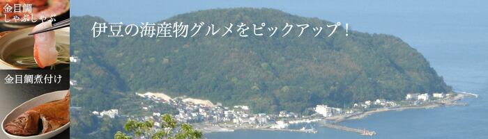 伊豆の海産物