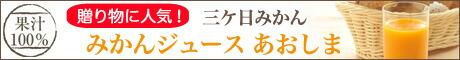 三ケ日みかんジュース6本