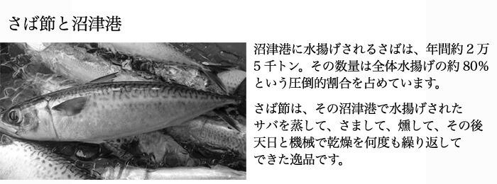 オイルサバディン さば燻製油漬 鯖と沼津港