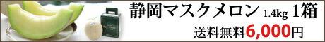 静岡マスクメロン 1箱