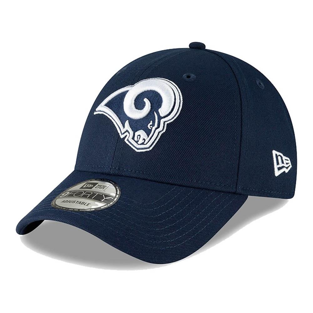 b3da3614 NFL Rams Cap new era/New Era (First Down 9FORTY Structured Adjustable Hat)