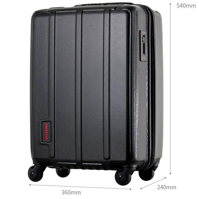 ブリーフィング BRIEFING スーツケース