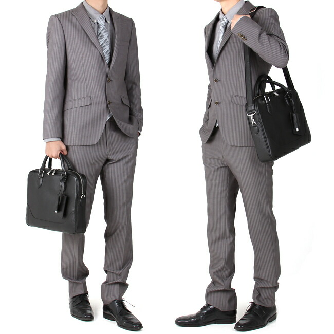 ペッレモルビダ メイデンボヤージュ 2Wayビジネスバッグ