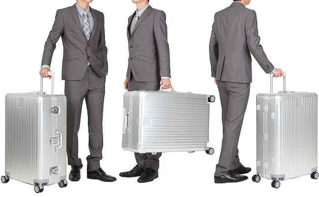トリオ カーゴ ジェットセッター スーツケース