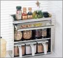 キッチン小物、収納