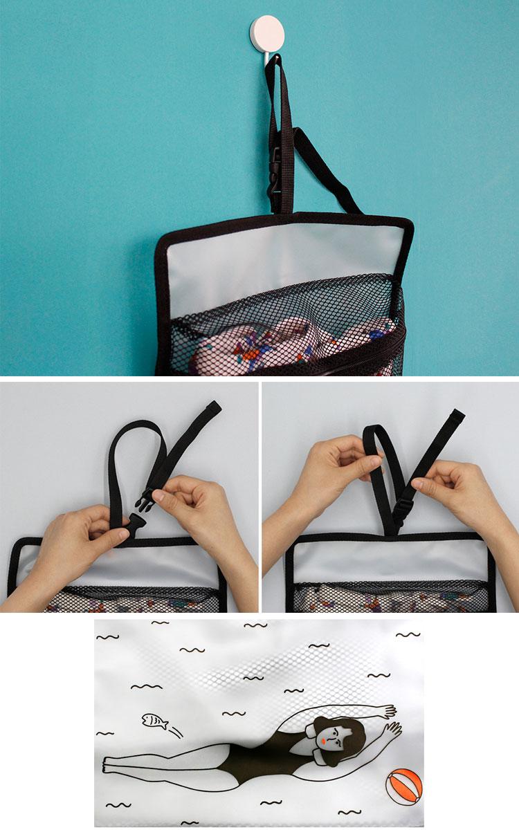 Oohlala Clear Pouch