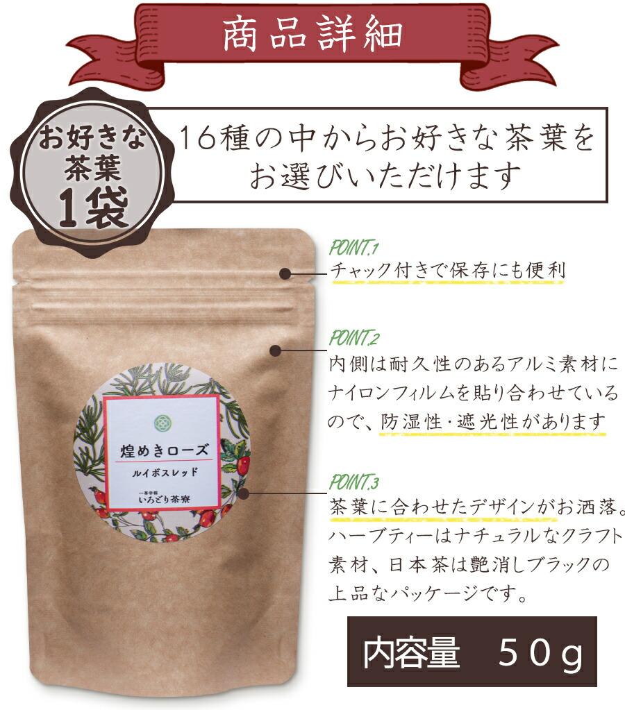 商品詳細 茶葉について