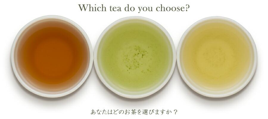 日本茶、煎茶