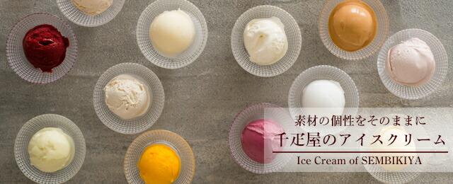 シャーベット・アイスクリーム