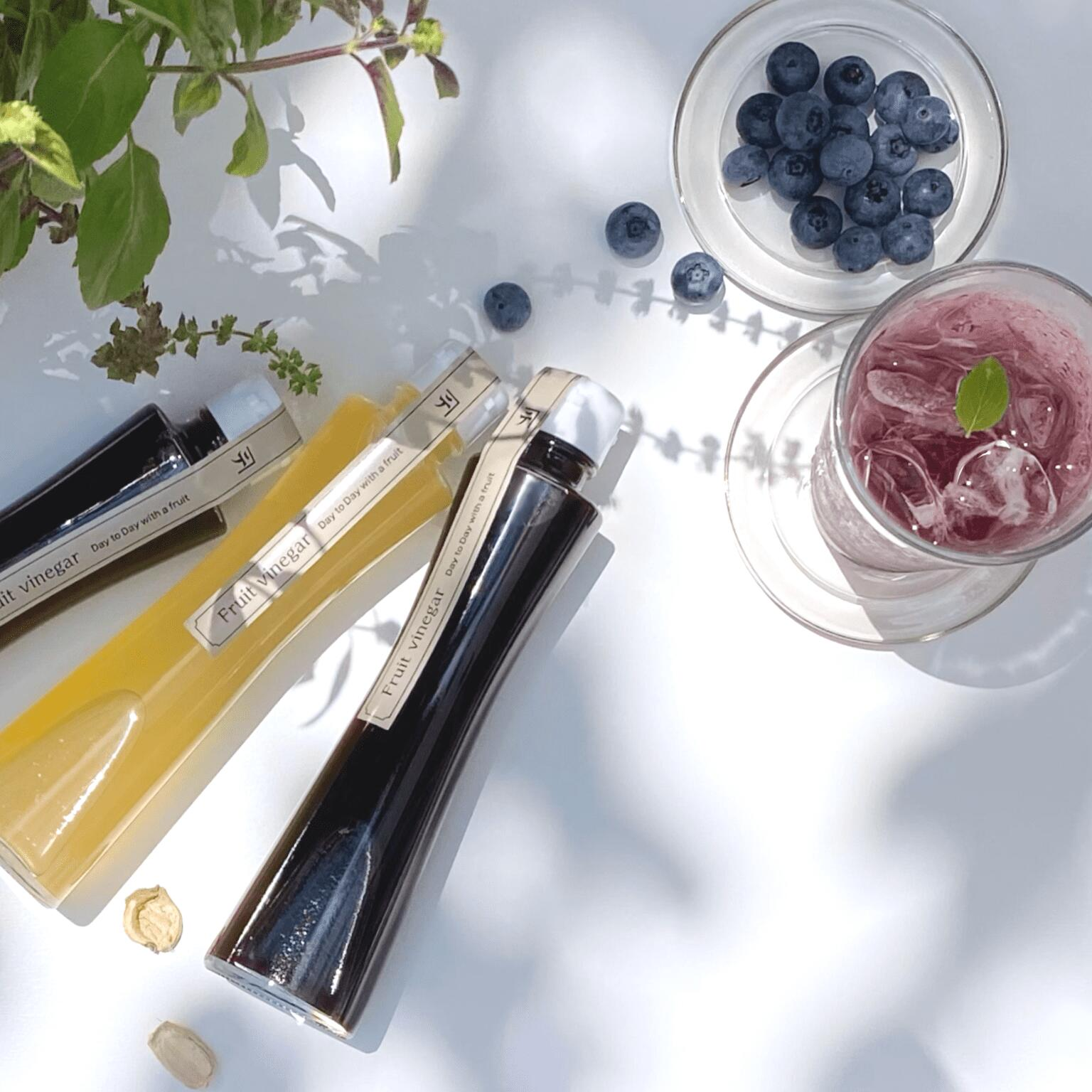果実のお酢 飲む酢 フルーツ酢