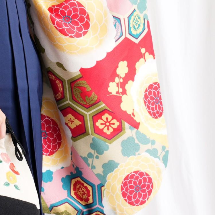個性派着物と浴衣の和服さん ニコアンティーク ゆかた ユカタ にこあんていーく 奇抜 レトロ きもの 注染 おしゃれ 可愛い レンタル 袴 フルセット 着物 きもの はかま 振袖 れんたる 卒業式 結婚式 謝恩会 イベント
