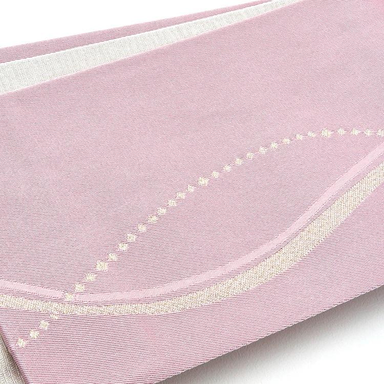 ニコアンティーク 女性 レディース 安い帯 浴衣用 浴衣帯 小袋帯 しなやか 締めやすい帯
