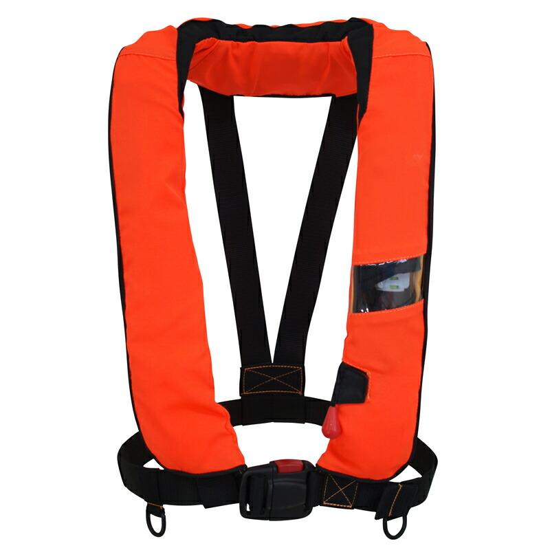 自動膨張式救命胴衣TK-2720