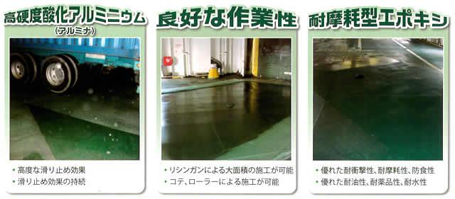 ノンスリップ塗料 ネオガードスパイク 20kg デッキ、車両甲板、安全通路、階段等の上塗塗料  【日本ペイント・ニッペ】
