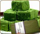 京都・宇治抹茶生チョコレート『お濃茶』