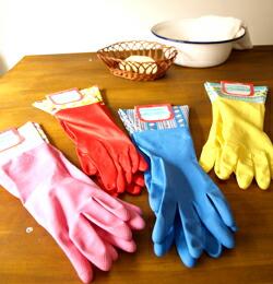 ゴム手袋 クリーニング店が考える快適雑貨店