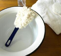 洗濯用ブラシ