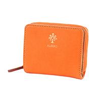 ALBERO(アルベロ) FRUTTATO(フルッタート) 小銭入れ付き二つ折り財布 5752