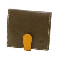ALBERO(アルベロ) PIERROT 小銭入れ付き二つ折り財布 6414
