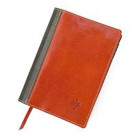 ALBERO(アルベロ) PIERROT ブックカバー(文庫本サイズ) 6426