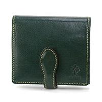 ALBERO(アルベロ) OLD MADRAS(オールドマドラス) 小銭入れ付き二つ折り財布 6527