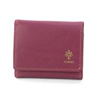 ALBERO(アルベロ) Essence(エッセンス) 小銭入れ付き三つ折り財布 9801