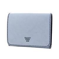 BAGGY PORT(バギーポート) ゴースト コードバン 小銭入れ付き二つ折り財布 KAZ-601