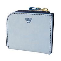 BAGGY PORT(バギーポート) ゴースト コードバン 小銭入れ付き財布(L字ファスナー式) KAZ-602