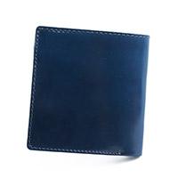 BAGGY PORT(バギーポート) KOI コーアイ オイルコードバン 小銭入れ付き二つ折り財布 KWW-002