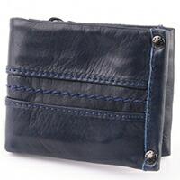 BAGGY PORT(バギーポート)小銭入れ付き二つ折り財布 SNK611