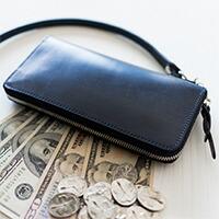 CORBO.(コルボ)-face Bridle Leather- アコーディオン型小銭入れ付き長財布 1LD-0223
