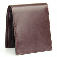 CORBO.(コルボ)-face Bridle Leather- 小銭入れ付き二つ折り財布 1LD-0229