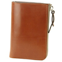 CORBO.(コルボ)-face Bridle Leather- L字小銭入れ付き二つ折り財布 1LD-0238