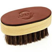 CORBO.(コルボ)-face Bridle Leather- ブライドルレザー シリーズ 馬毛ブラシ 1LD-brush