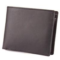 CORBO.(コルボ)-Koubun Calf Leather- コウブン カーフ シリーズ 二つ折り小銭入れ付き財布 1LH-0802