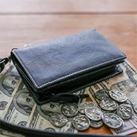 CORBO.(コルボ)小銭入れ付き二つ折り財布 8LO-9933
